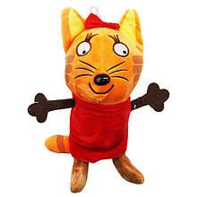 Мягкая игрушка Три кота Карамелька