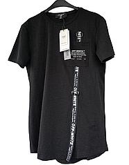 Мужская футболка в стиле Off-White ,офф-вайт,качество отличное,см.замеры в ПОЛНОМ описании товара
