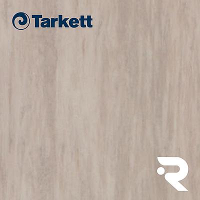 🏫 Гомогенний лінолеум Tarkett | Standard MEDIUM WARM GREY 0911 | Standard Plus 2.0 mm | 2 х 23 м