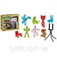Ігровий набір Фігурки StikBot стикбот