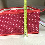 Органайзер для белья 24 ячейки 31х24х12 см, фото 5