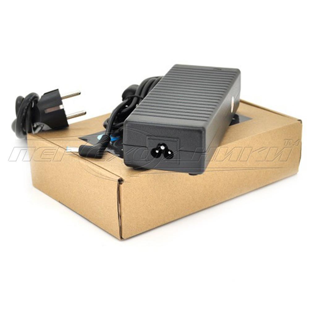 Блок питания  для ноутбукa HP 18.5V 6.15A (114 Вт) штекер 4.5*3.0мм, длина 0,9м + кабель питания
