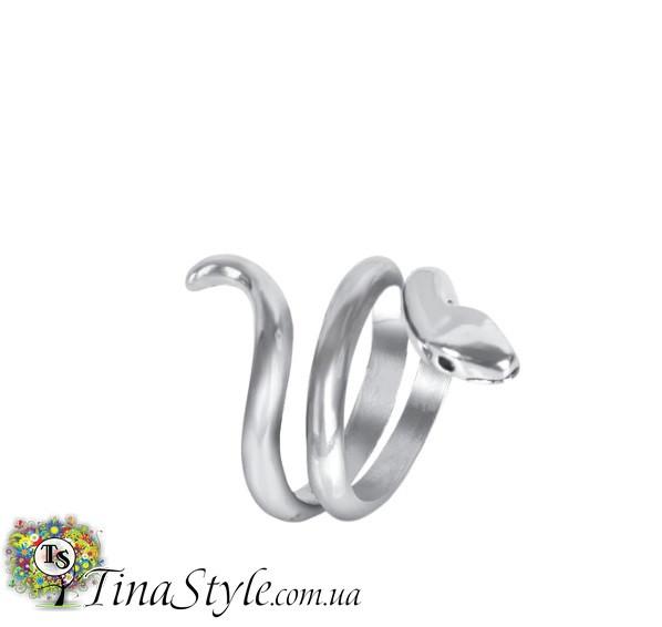 Кольцо змей змея  в стиле панк ,унисекс , когти готическое кольцо
