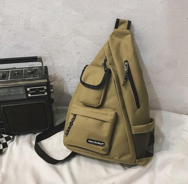 Рюкзак трикутний