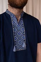 Трикотажные  футболки с вышивкой, фото 3