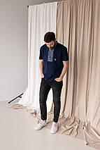 Трикотажные  футболки с вышивкой, фото 2