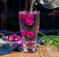 Чайні квіти Китайські червоні квіти Гомфрена Куляста 50 г, фото 4