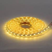 """Стрічка светлодиодная """"VOLGA"""" (220-240V) вологозахищена 3000К ціна вказана за 1м"""