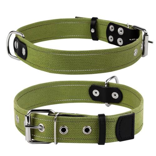Ошейник х/б тесьма CoLLaR для собак (ширина 35мм, длина 51-63см) 0293