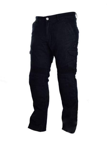 Мотоджинсы Leoshi Faster Jeans Blue з наколінниками, кевлар