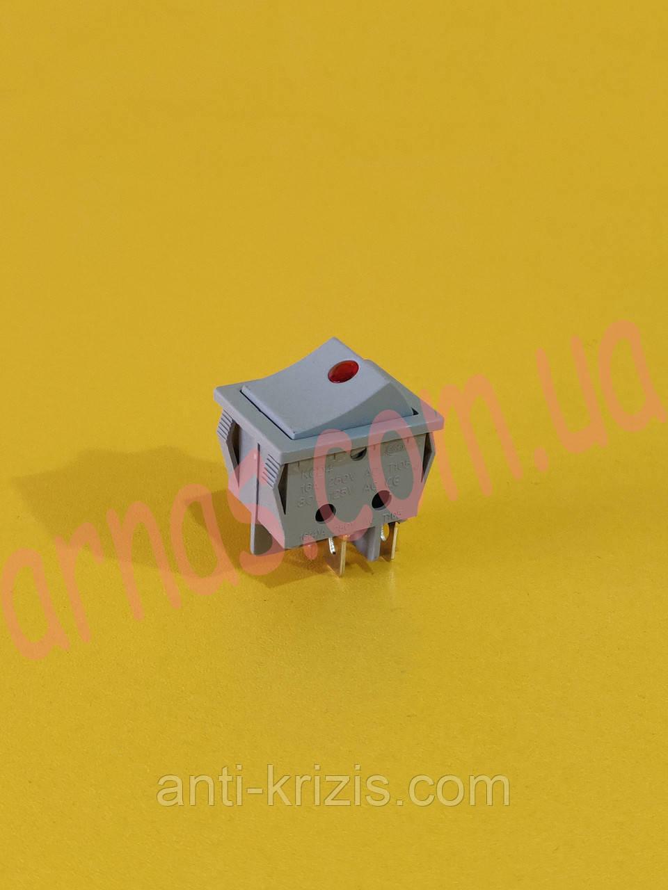 Кнопка одинарная двухпозиционная (7-9)
