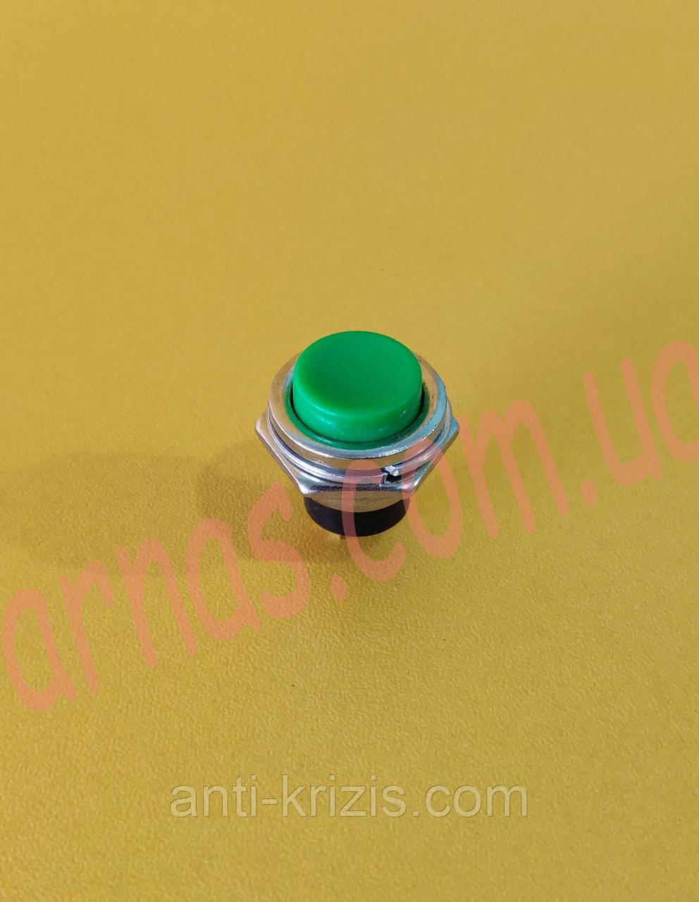 Кнопка одинарная без фиксации (7-27)