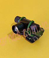 Аккумуляторный налобный фонарь Bailong BL-6660, фото 1