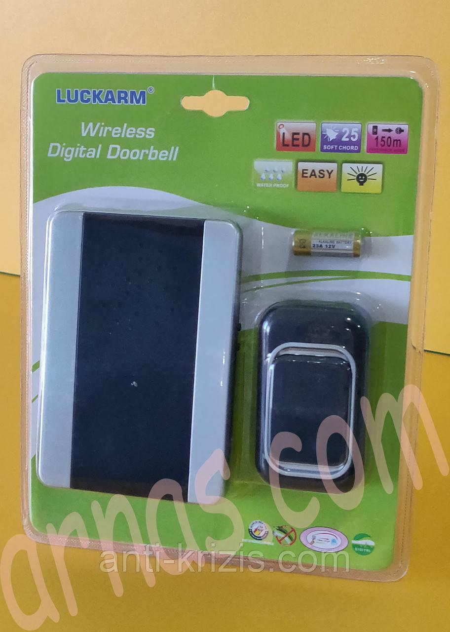 Звонок на батарейках Luckarm 3906