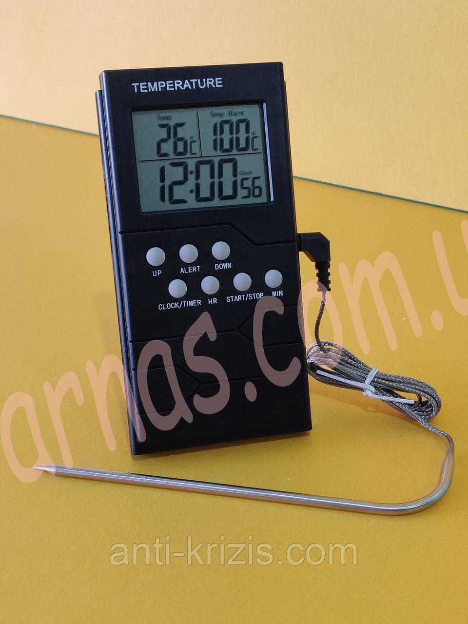 Термометр щуп Digital Termometr TP800 цифровой