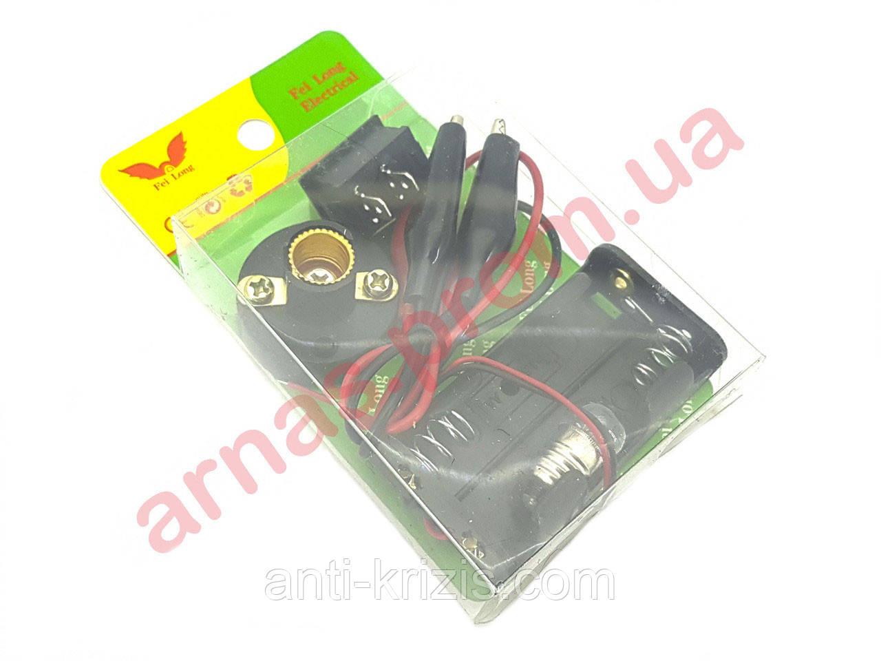 Набір для складання найпростіших електросхем (1-19)