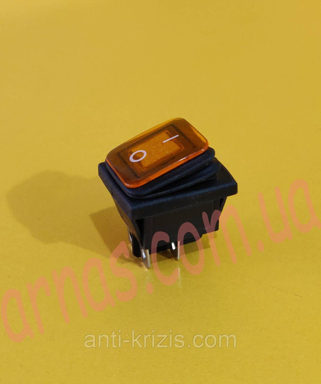 Клавіша одинарна двопозиційна (1-6)