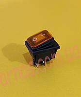Кнопка одинарная двухпозиционная (1-6)