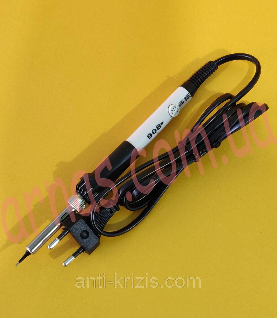 Паяльник JAC Tool 908 60w