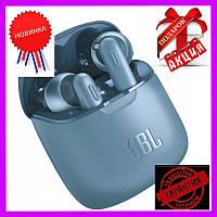 Беспроводные наушники JBL Tune 220 TWS портативные люкс копия блютуз Bluetooth в подарок кабель для телефона