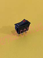 Кнопка одинарная двухпозиционная (5-11), фото 1
