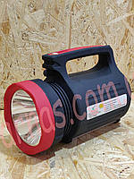 Аккумуляторный фонарь YJ-1902T (5W+22SMD+Solar battery), фото 1