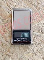 Ювелірні кишенькові ваги Digital Scale 0.01-200г, фото 1