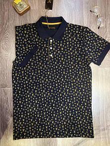 Мужская футболка Polo Louis Vuiton