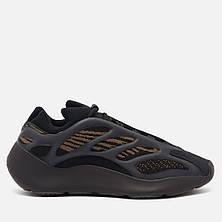 Женские кроссовки Adidas Yeezy Boost 700 V3 Black Brown, фото 2