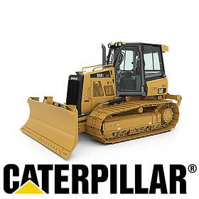 Запчасти для гусеничных бульдозеров Caterpillar CAT D5R2 XL (или LGP)