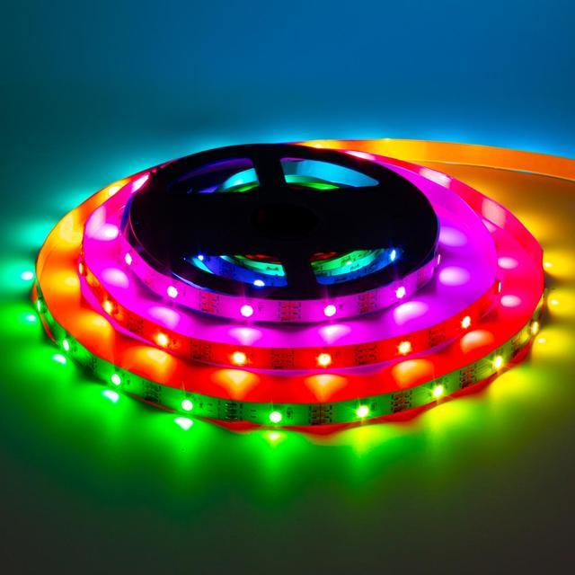 Адресна світлодіодна стрічка