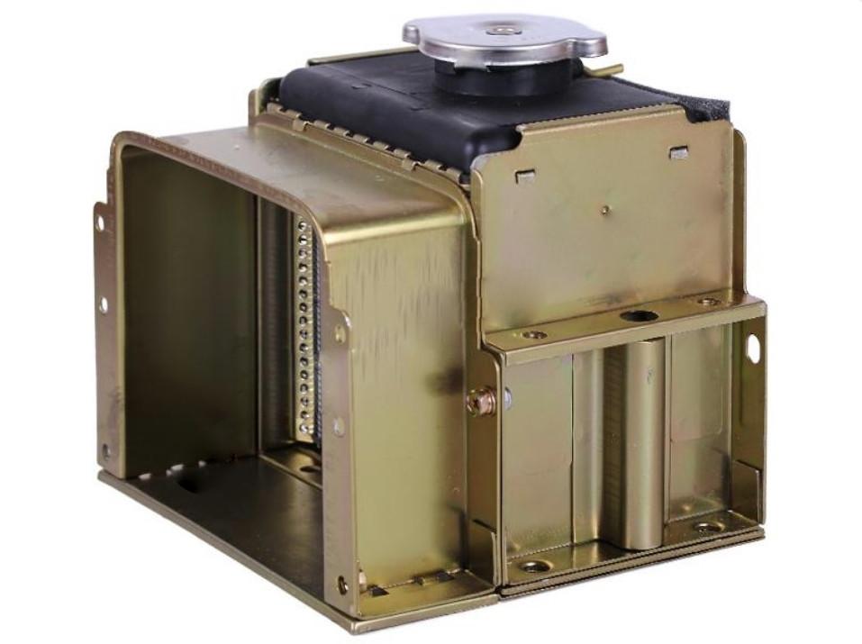Радиатор (алюминий) с крышкой GZ — 195N
