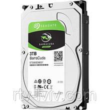 Накопитель Seagate BarraCuda 3TB HDD