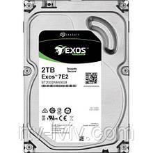 Накопитель Seagate Exos 7E2 2TB HDD