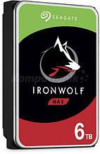 Накопитель Seagate IronWolf 6TB
