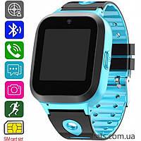 Смарт-Часы Детские Nomi W2 Lite (GPS + SIM) Blue - Умные Часы