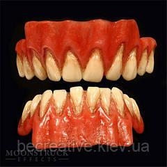 Зубні протези MOONSTRUCK CHIMAIRA TEETH