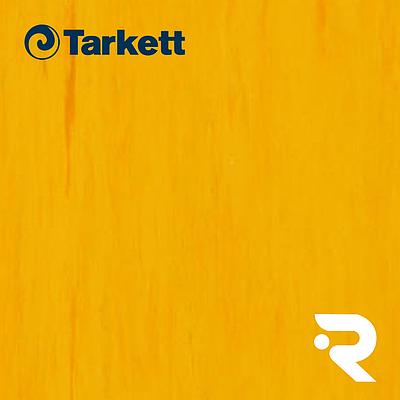 🏫 Гомогенний лінолеум Tarkett | Standard ORANGE 0917 | Standard Plus 2.0 mm | 2 х 23 м