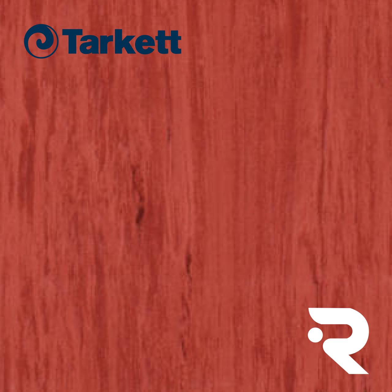 🏫 Гомогенный линолеум Tarkett | Standard RED 0488 | Standard Plus 2.0 mm | 2 х 23 м
