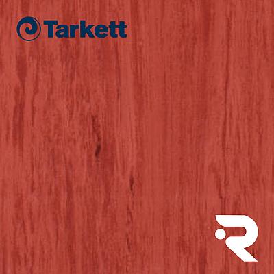 🏫 Гомогенний лінолеум Tarkett | Standard RED 0488 | Standard Plus 2.0 mm | 2 х 23 м