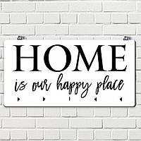 Ключниця настінна Home