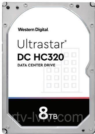 Накопичувач Western Digital Ultrastar DC HC320 8TB
