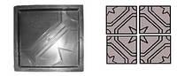 Форма для производства тротуарной плитки «Квадрат Ажурный»