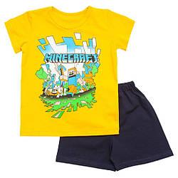 Комплект для мальчика футболка и шорты оп