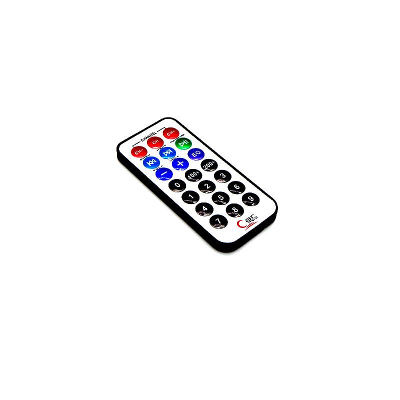 ИК пульт Ардуино дистанционного управления на 21 кнопку