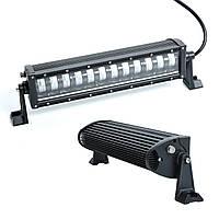 Фара-LED  Балка  335*75*85mm 60W (5W*12) 10-30V  Ближний+Габарит (LLB 96W)