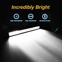 Фара-LED Балка  500*100*65mm 126W (3W*42) 10-30V  Ближний+Дальний (D-126W) (1шт)   3038