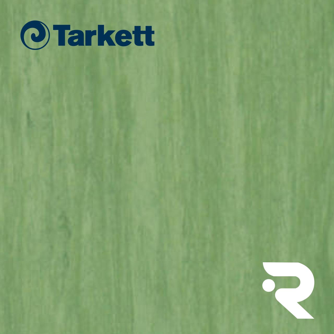 🏫 Гомогенний лінолеум Tarkett | Standard DARK GREEN 0921 | Standard Plus 2.0 mm | 610 х 610 мм