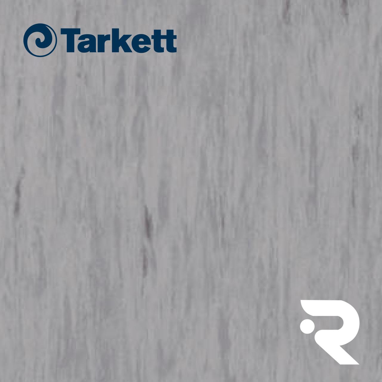 🏫 Гомогенний лінолеум Tarkett | Standard GREY 0498 | Standard Plus 2.0 mm | 610 х 610 мм