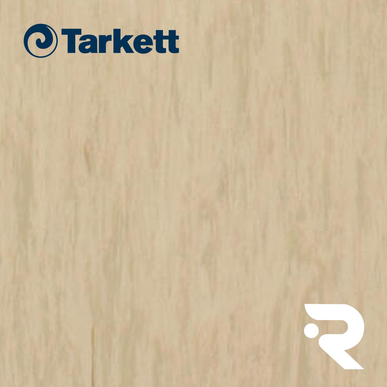 🏫 Гомогенний лінолеум Tarkett | Standard LIGHT YELLOW BEIGE 0483 | Standard Plus 2.0 mm | 610 х 610 мм